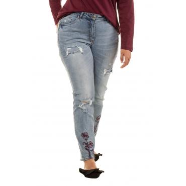 Studio Untold  Jeans Damen Größe 54, blue denim, Mode in großen Größen