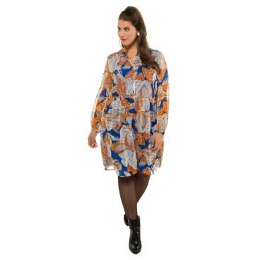 Studio Untold Kleid Damen, multicolor, Polyester, Mode in großen Größen