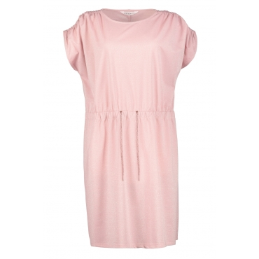Studio Untold  Kleid Damen 54/56, rosa, Polyester, Mode in großen Größen