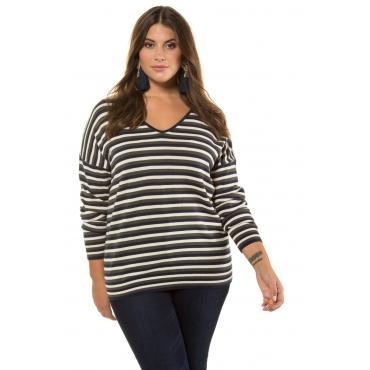 Studio Untold  Pullover Damen 54/56, multicolor, Baumwolle, Mode in großen Größen