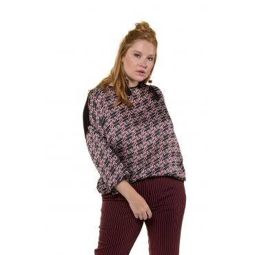 Studio Untold  Shirt Damen Größe 54/56, multicolor, Mode in großen Größen