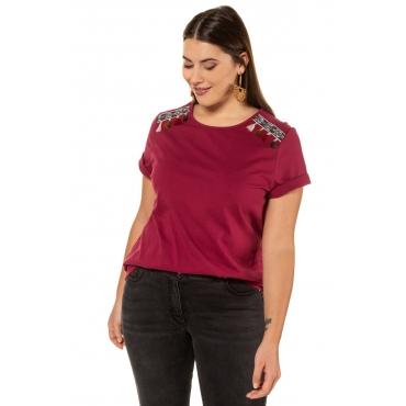 Studio Untold  Shirts Damen 54/56, dunkelrot, Mode in großen Größen