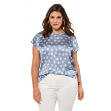 Studio Untold  Shirts Damen 46/48, nebelblau, Mode in großen Größen