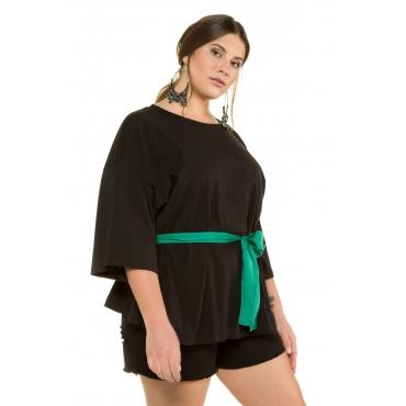 Studio Untold  Shirts Damen 54/56, schwarz, Mode in großen Größen