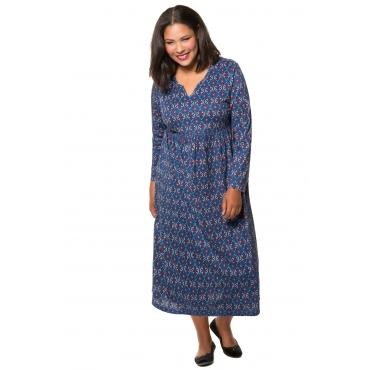 Ulla Popken  Kleid Damen Größe 58/60, multicolor, Mode in großen Größen