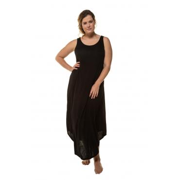 Ulla Popken  Strandkleid Damen Größe 58/60, schwarz, Mode in großen Größen