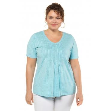 Ulla Popken Tshirt -  Damen, arizonablau, Mode in großen Größen